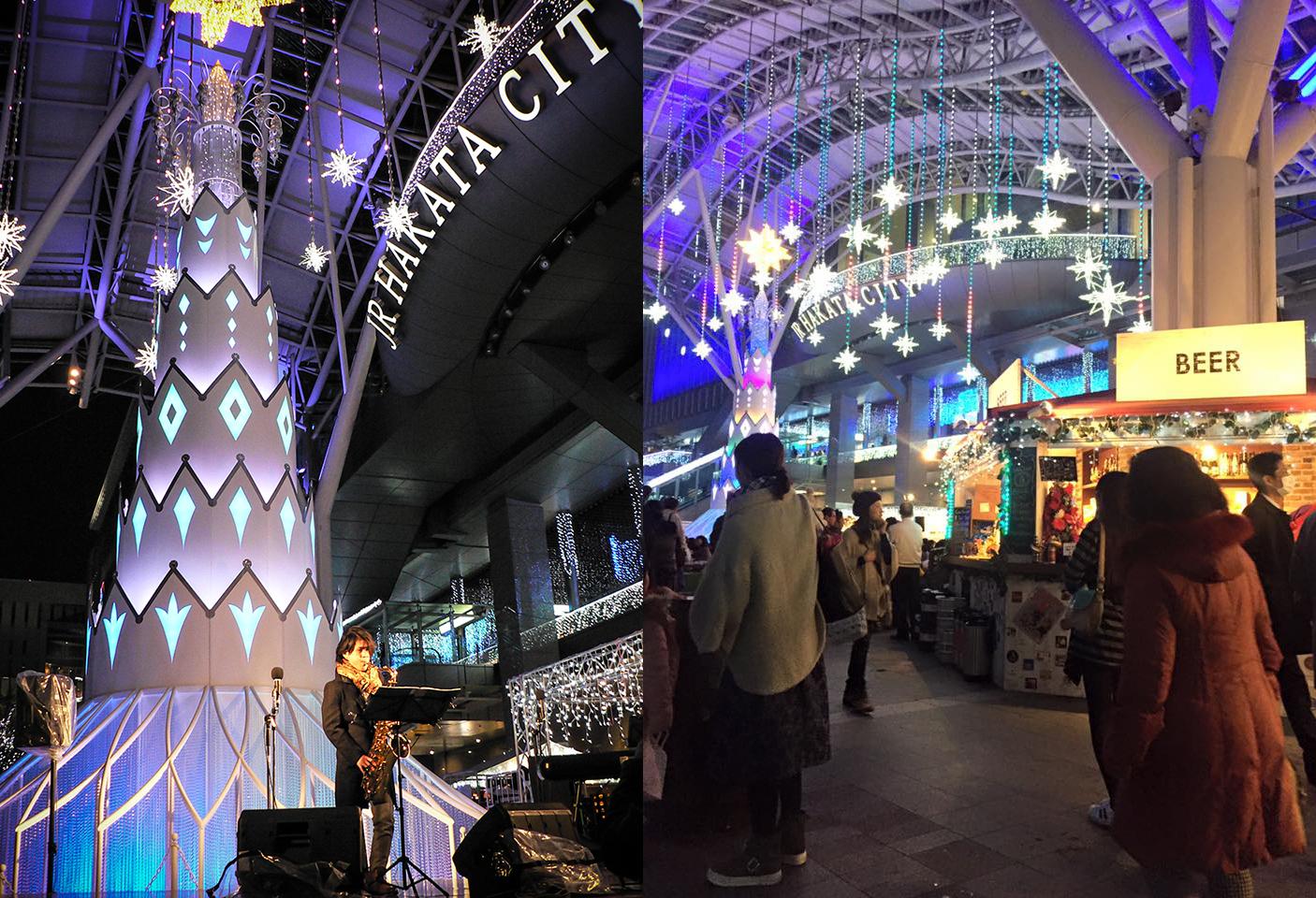 クリスマスマーケット HAKATA/2016年の写真
